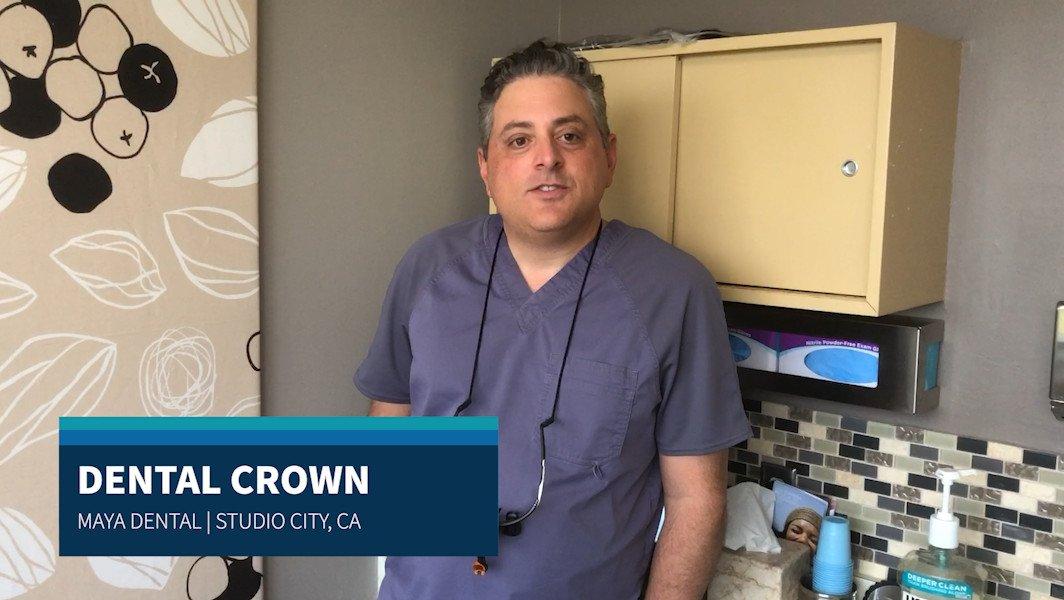 Dental Crowns & Bridges - Maya Dental