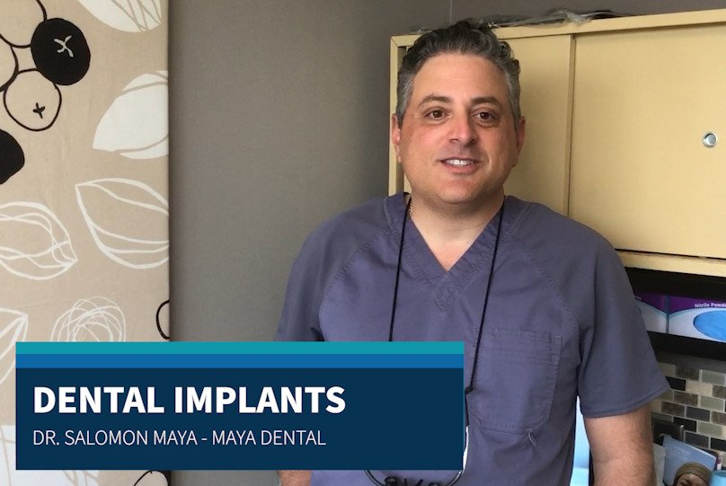 Dental Implants w/Dr. Maya