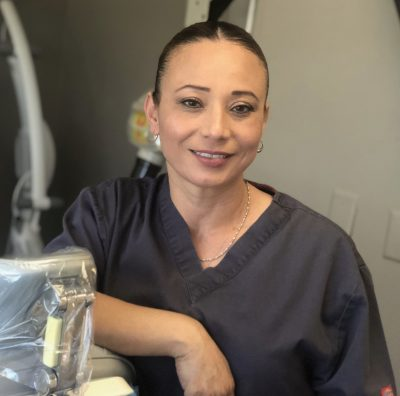 Erika - Dental Hygenist